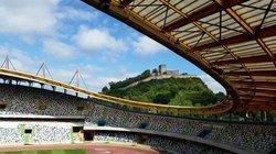 Estádio Municipal De Leiria Dr. Magalhaes Pessoa
