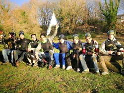 Paintball Camaleonti Romani