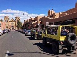 4WD、ATV & オフロード ツアー