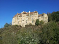 Chateau de Boussac