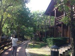 pavillion suite and walk way