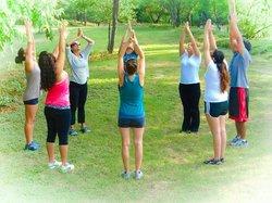 Hiking Yoga Dallas