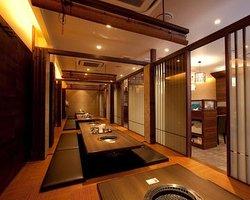Musashisakai No Yakiniku House Shoritei