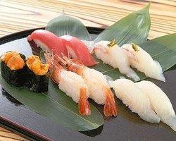 Gourmet Sushi-Go-Round Kantaro Akita Hiroomote
