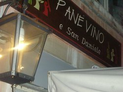 Pane Vino e San Daniele Rialto NICHT GESCHLOSSEN!