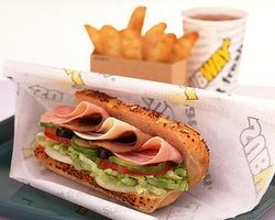 Subway Aeon Mall Omuta