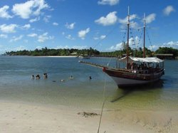 Ilha do Goio Beach