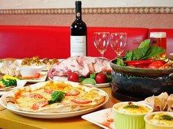 カジュアルイタリアンレストラン ペペロンチーノ