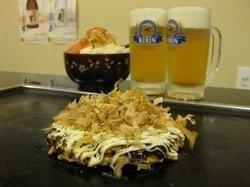 Okonomiyaki Monjayaki Enya
