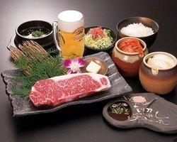 Yakiniku (Grilled meat) no Matsuya Shin Osaka