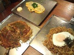 Hiroshima Style Okonomiyaki Suwachan