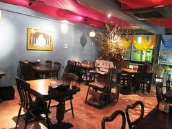 Indian Restaurant Ajowain