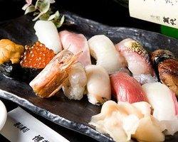 Sushi Sakanadokoro Tenjingintyou