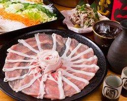 beef tongue Variety meat (Horumonyaki) Miyagi Zanmai Tanakaya Main Shop Iidabashi