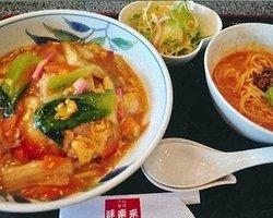 Chinese Cuisine Miraku