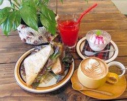 Half Time Cafe