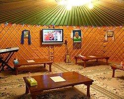 Mongolian Restaurant Mongolian Ger