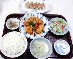 中国料理 龍鶴園