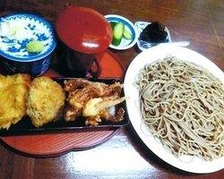 Soba restaurant Rakushomon