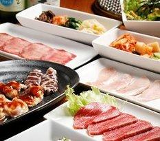 Yakiniku (Grilled meat) Sumibitei Ikebukuro