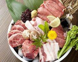 A3 Wagyu Beef Shippu-Horumon Kokusai-Dori