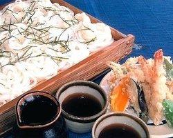 Homemade Udon Carp Cuisine Suisha