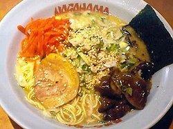 Nagahama Ramen Hachioji-branch