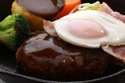 Handmade Hamburger Nakamuraya
