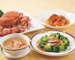 Cantonese Cuisine Manjuen Hotel Grand Palace