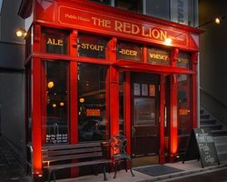 Irishpub The Red Lion Takasaki