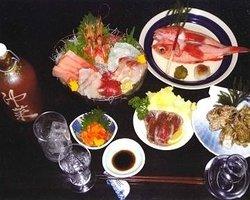 Sanriku Seafood Cuisine Okina