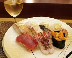 Sushi Seasonal Cuisine Koinuma