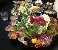 Seafood Izakaya Sakanaya-dojo Saseboekimae