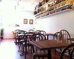 Cafe Sahabi