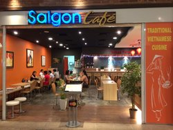 ‪Saigon Cafe‬