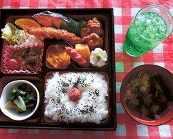 Iwaki-Shi Bunka Center Chika Cafe Shokudo