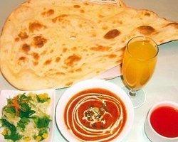 Indian curry Himalaya Obu