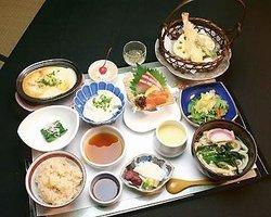Restaurant Kiraku Within Premise of Carnapark Hanatateyama Hot Spring