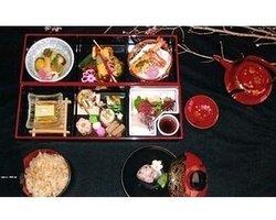 Japanese Cuisine Yuzen