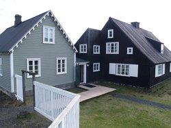 The House at Eyrarbakki
