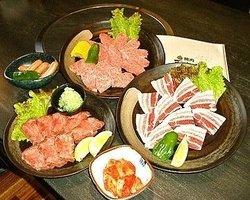 Grilled Beef Isoroku