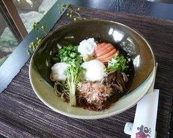 Kaiseki Teuchi Soba Kyoya (Japanese Buckwheat Noodle Restaurant)