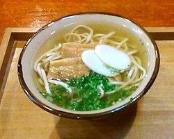 Homemade Noodles Mokuhai Soba Toraya