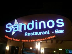 Sandinos Thai & Indian Restaurant