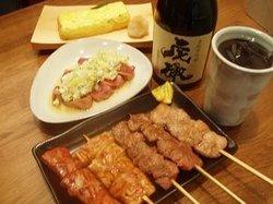 Kushiyaki Umaka Ichiba Marushi Nishiojima