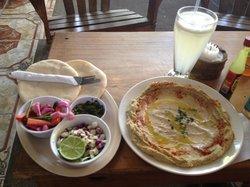 Hummus-Ya
