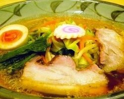 Handmade Chinese Noodle Miraku