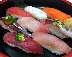 Sushi Men Dokoro Daikyo Suigobashi