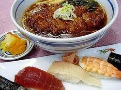 Sushi to Men Don Zen Tamaya