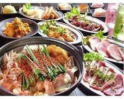 Yakiniku (Grilled meat) Motsunabe Kotetsu Head office